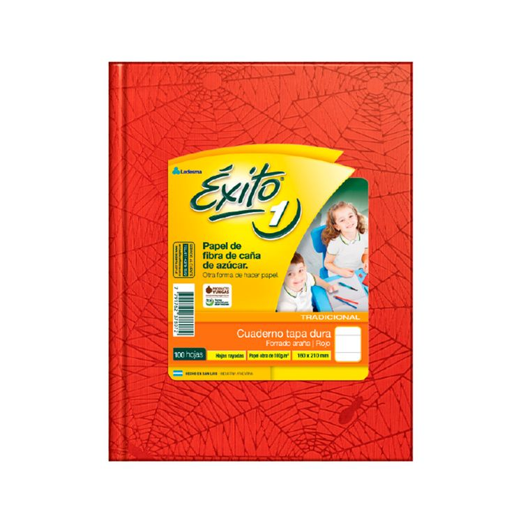 Cuaderno-Rayado-Exito-Tapa-Dura-Araña-Rojo-100-Hojas-1-1832