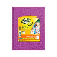 Cuaderno-Exito-Araña-Rayado-Lila-1-16543