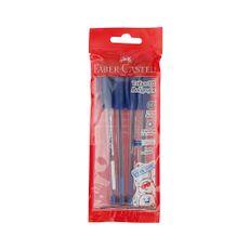 Boligrafo-Azul-Faber-Castell-4-Unidades-1-34657