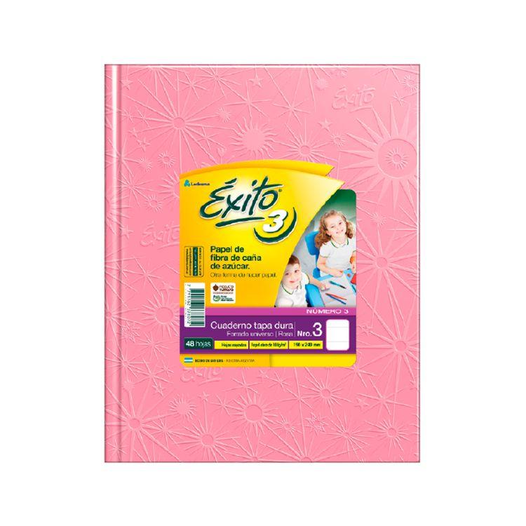 Cuaderno-Rayado-Nº3-Rosa-exito-48-Hojas-1-42294