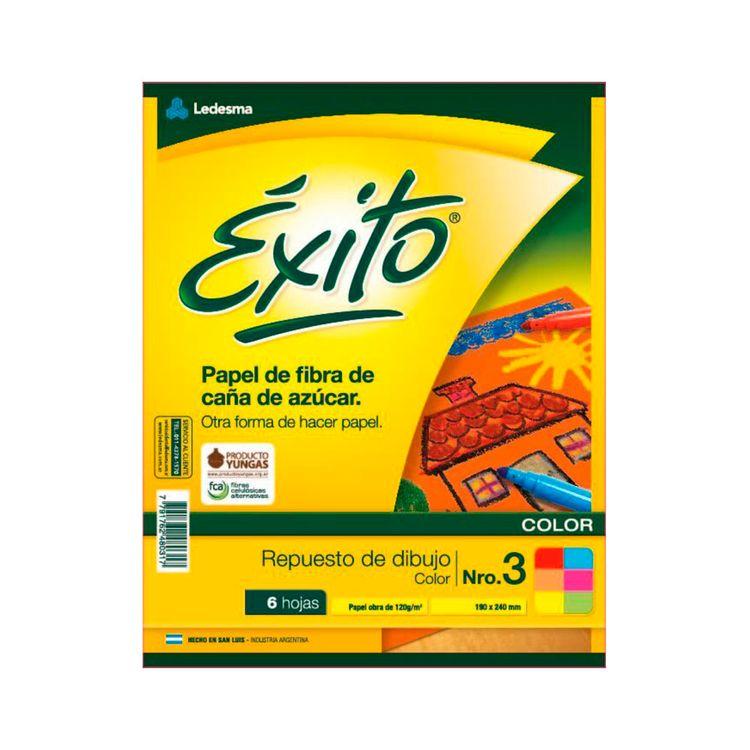 Repuesto-Hojas-Color-Nº3-exito-1-248675