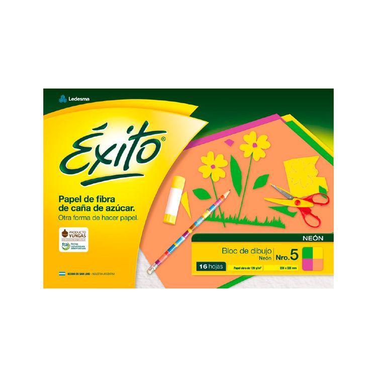 Block-Dibujo-Exito-Fluo-N°5-16-Hojas-1-491567