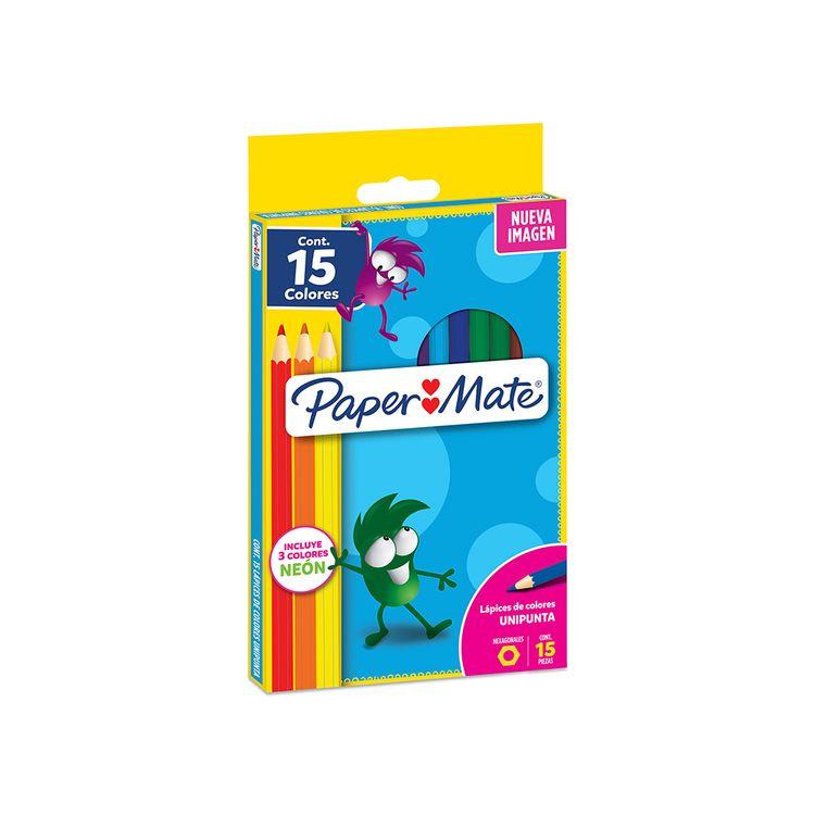 Lapices-De-Colores-Paper-Mate-Hexagonal-1-838061