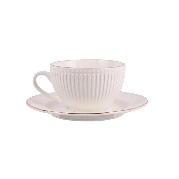 Taza-Y-Plato-Porcelana-Lineas-Con-Borde-Dorado-200-Cc-1-844351