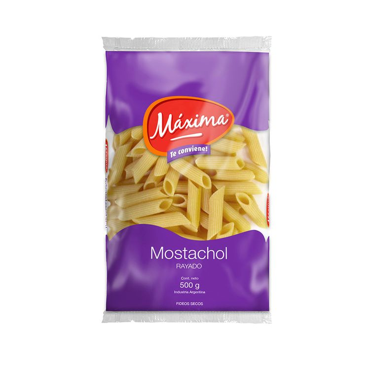 Pasta-Seca---Mostachol-Rayado-500-Gr-1-846026
