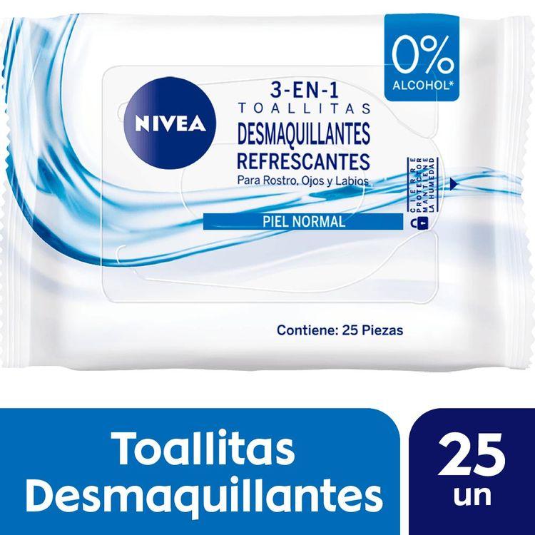 Toallitas-Desmaquillantes-Nivea-Visage-Refrescante-25-U-1-46878