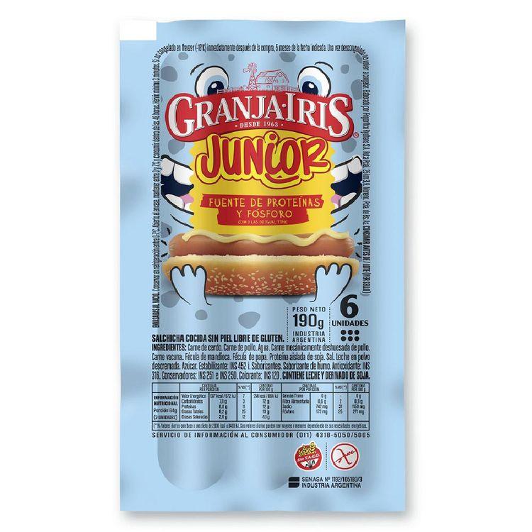 Salchichas-Granja-Iris-De-Viena-Junior-190-Gr-1-33527