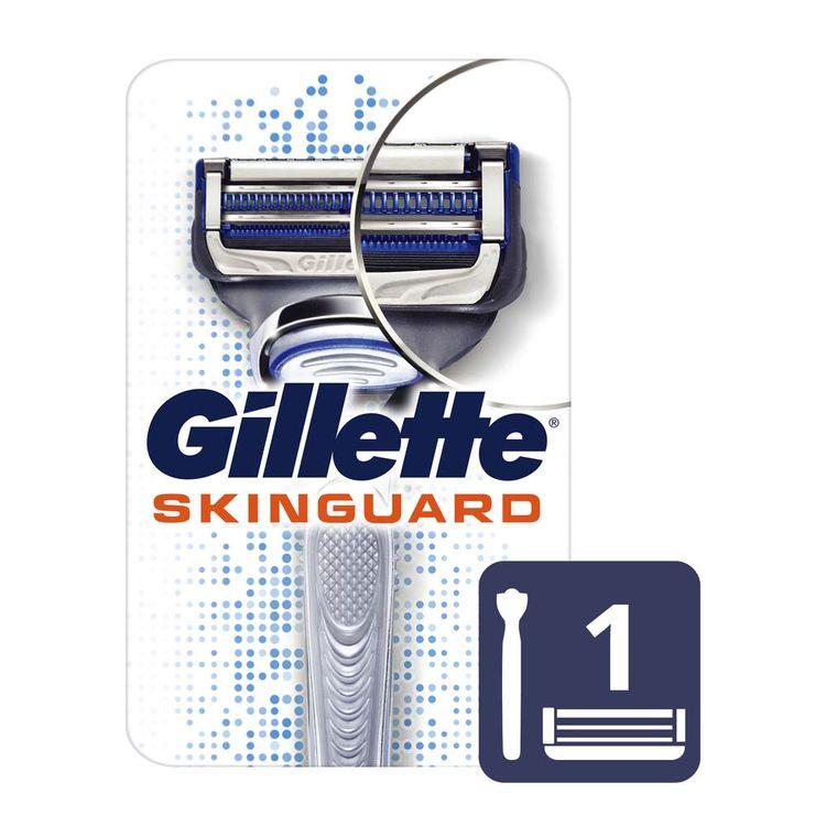 Maquina-Para-Afeitar-Recargable-Gillette-Skinguard-Sensitive-1-Unidad-1-846373