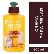 Crema-Para-Peinar-Fructis-Oil-Repair-Liso-Coco-300-Ml-1-254365