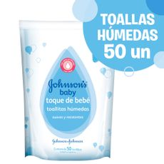 Toallitas-Humedas-Para-Bebe-Johnson-s®-Toque-De-Bebe-X-50-U-1-9275