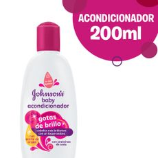 Acondicionador-Para-Niños-Johnson-s®-Gotas-De-Brillo®-X-200-Ml-1-15129