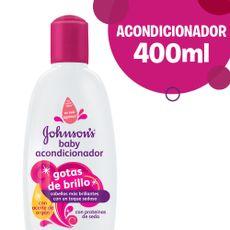 Acondicionador-Para-Niños-Johnson-s®-Gotas-De-Brillo®-X-400-Ml-1-15130