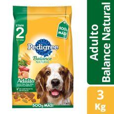 Alimento-Para-Perros-Pedigree-Balance-Natural-3-Kg-1-38321