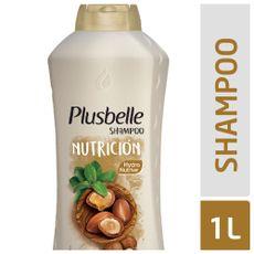 Shampoo-Plusbelle-Cosmetico-Nutricion-Creme-1-L-1-40707