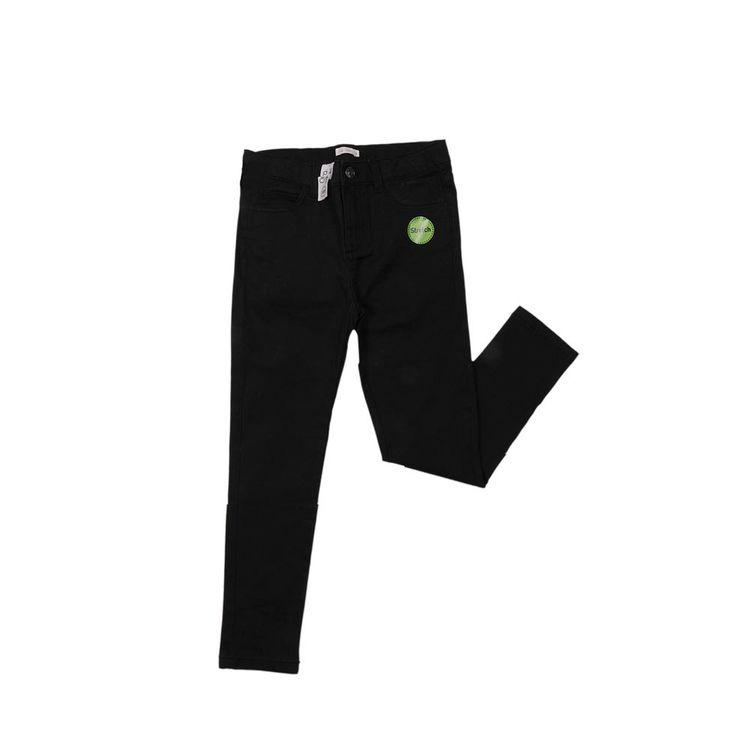 Pantalon-Niño-Gabardina-Negro---I20-1-842150