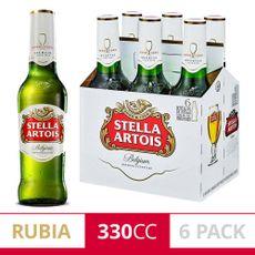 Cerveza-Rubia-Stella-Artois-6-pack-330-Ml-Porron-Descartable-1-14076