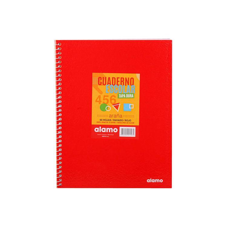 Cuadernos-Alamo-Escolar-Rayado-Rojo-1-845274