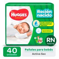 Pañales-Descartables-Huggies-Active-Sec-Recien-Nacido-40-U-1-36914