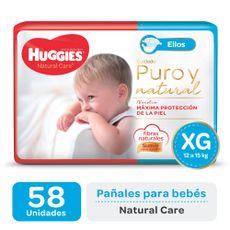 Pañales-Huggies-Natcare-Xg-High-Counts-Para-El-58-U-1-474260