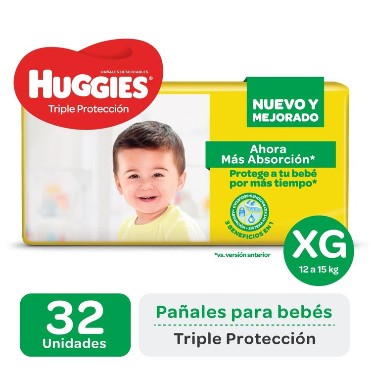 Pañales-Huggies-Triple-Proteccion-Talle-Xg-1-786430