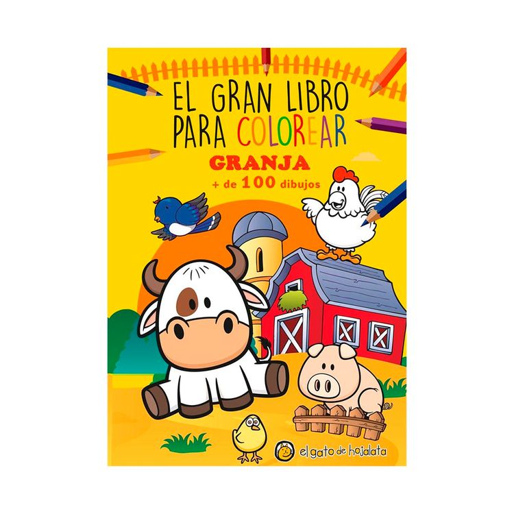 Libro-Granja-Gran-Libro-Para-Colorear-1-849577