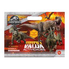 Libro-Jurassic-Park-valija-De-Actividad-1-853290