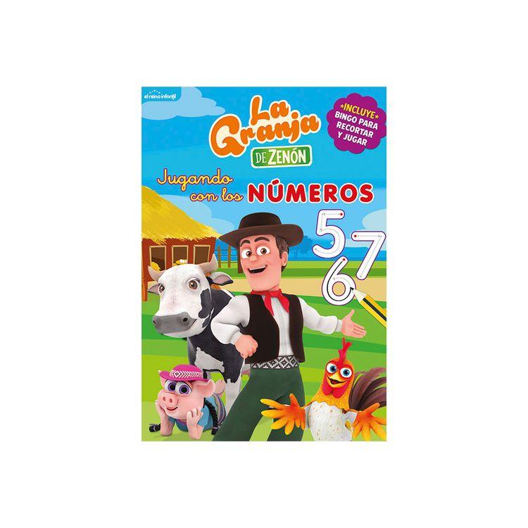 Libro-La-Granja-jugando-Con-Los-Numeros-1-855347