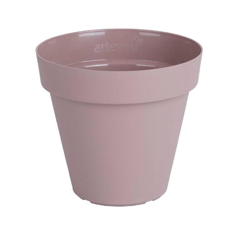 Maceta-Plast-Capri-Outzen-16cm-Taupe-1-856421