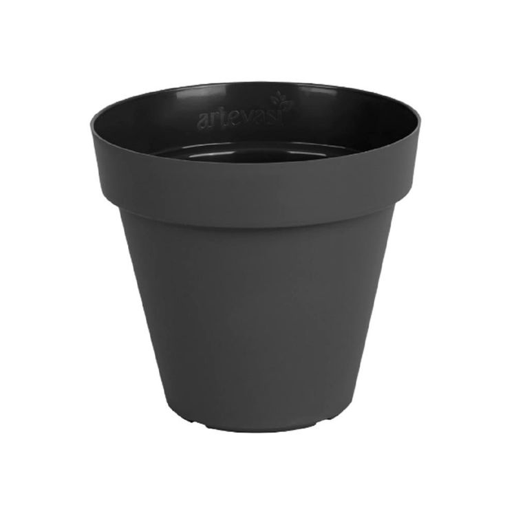 Maceta-Plast-Capri-Outzen-18cm-Antracita-1-856438