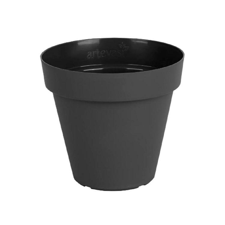 Maceta-Plast-Capri-Outzen-20cm-Antracita-1-856449