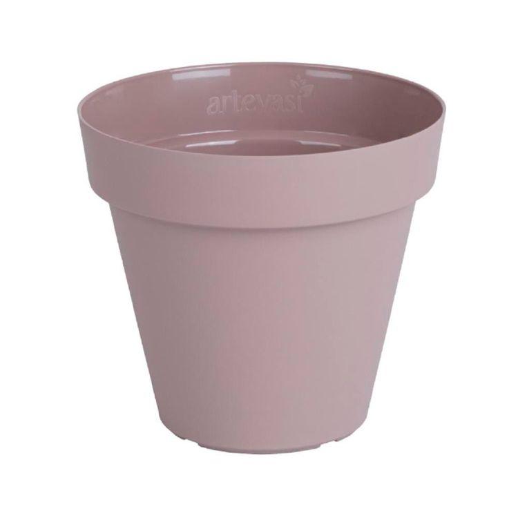Maceta-Plast-Capri-Outzen-20cm-Taupe-1-856459