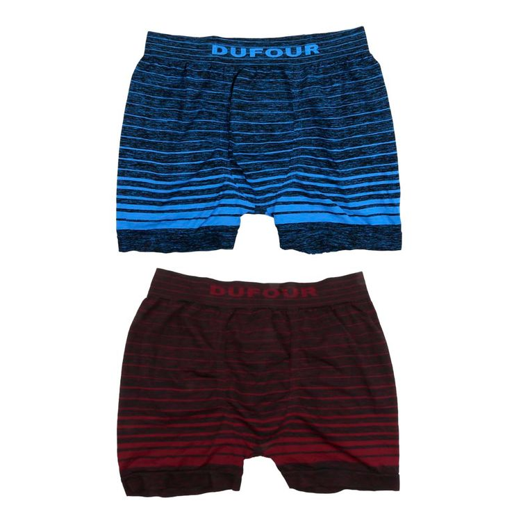 Boxer-Dufour-Hbre-Rayado-S-costura-T-5-X-1-Un-melange-11943-2-T-5-s-e-un-1-1-505236