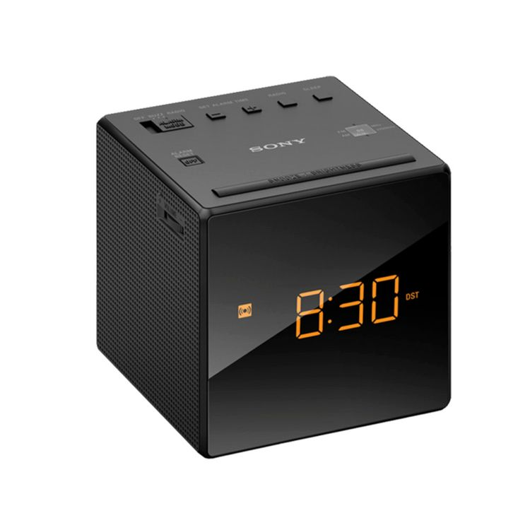 Radio-Reloj-Sony-Icf-c1-bc-1-5110