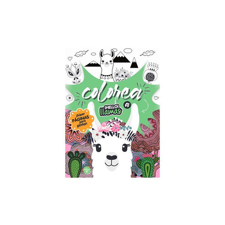 Libro-Hello-Llamas-Colorea-vertice-1-859189
