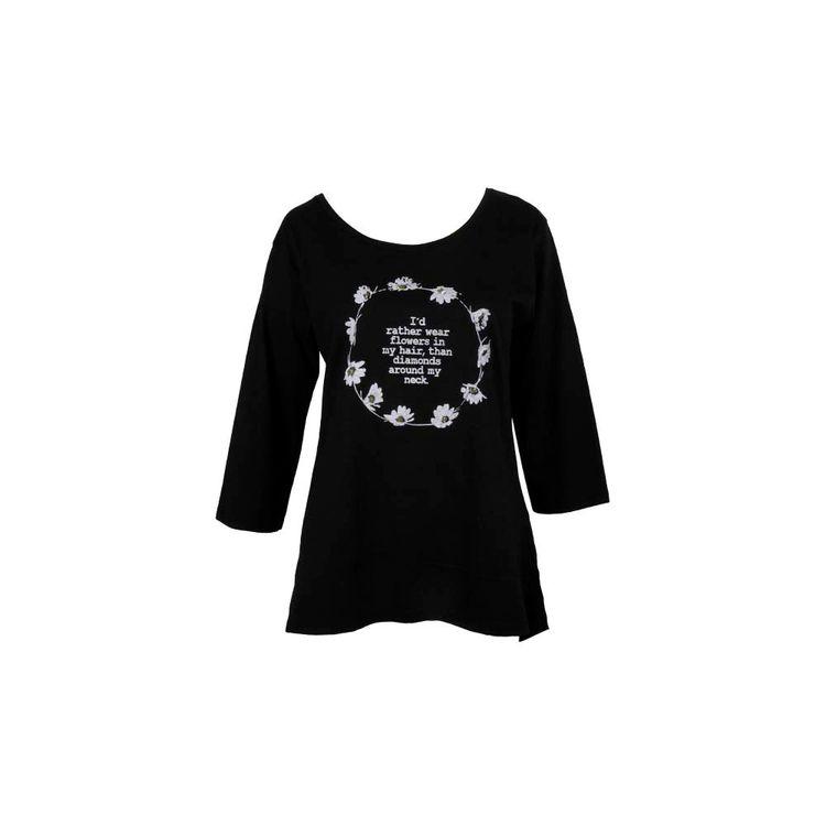 Remera-Mujer-M-3-4-Estampada-Negro-Urb-1-856536