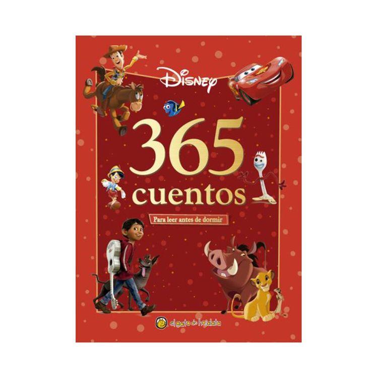 Libro-365-Cuentos-Disney-Rojo-guadal-1-863501