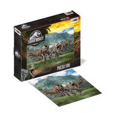 Puzzle-500pzs-50x35cm-C-pers-De-Jurassic-Wor-1-871345