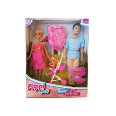 Kiara-Y-Su-Familia-B-12-B197-Poppi-Doll-1-871744
