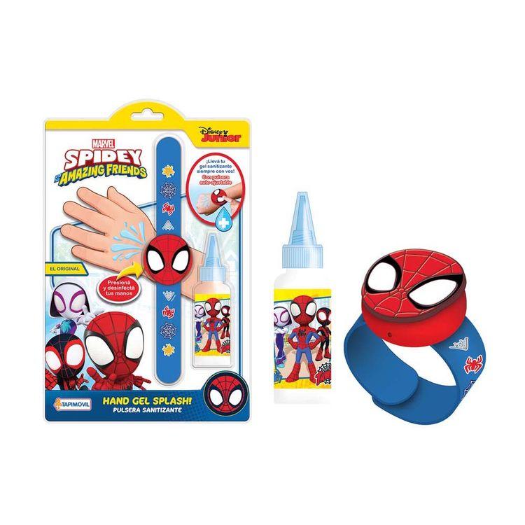 Pulsera-Gel-Spider-man-tapimovil-1-874811