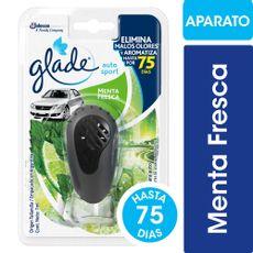 Aromatizante-Glade-Auto-Sport-Aparato-Completo-7-Ml-Menta-Fresca-1-226396