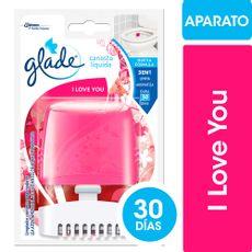 Canasta-Liquida-Para-Inodoros-Glade-Aparato-Completo-50-Ml-I-Love-You-1-240228