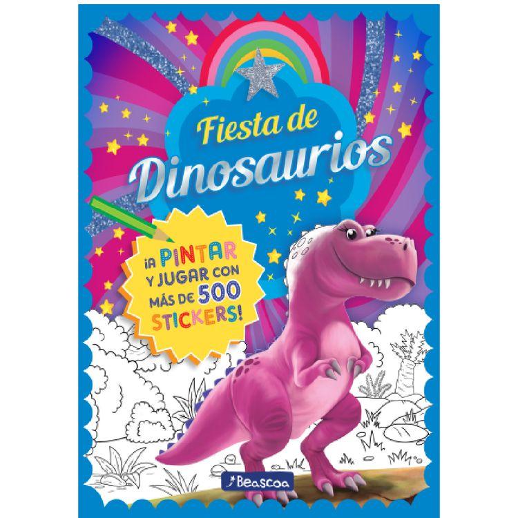 Libro-Fiesta-De-Dinosaurios-C-stickers-Prh-1-875611
