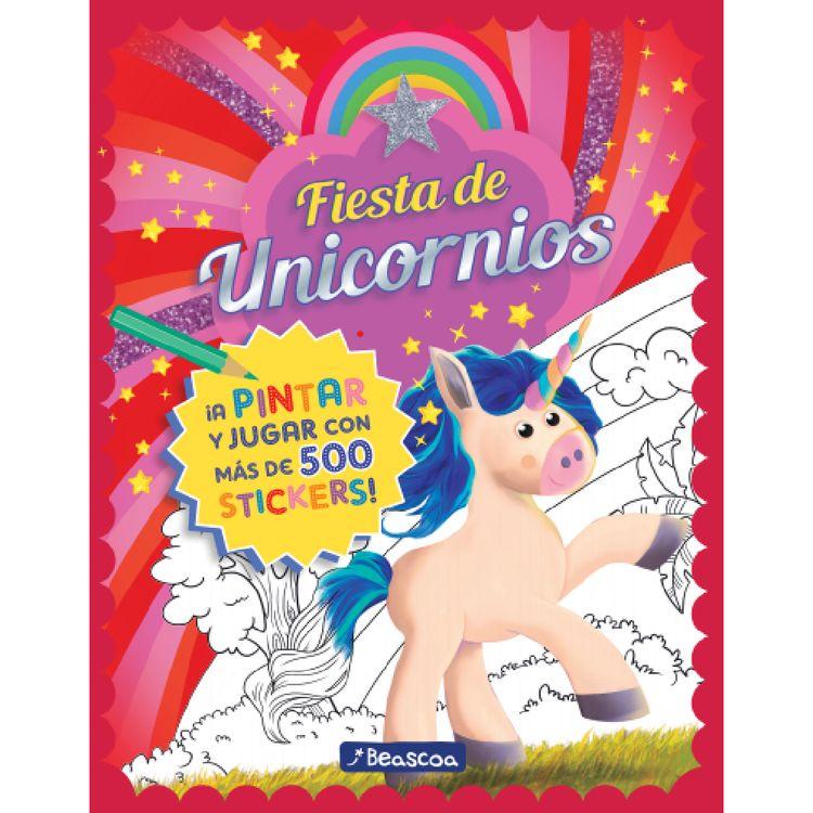 Libro-Fiesta-De-Unicornios-C-stickers-Prh-1-875610