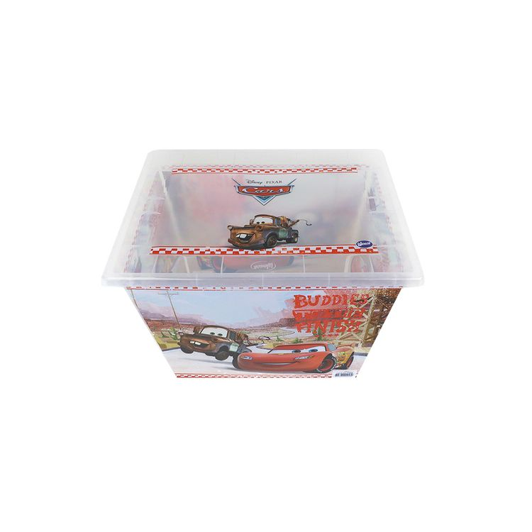Caja-Plastica-Cars-27l-42x33x30cm-Wenco-1-875912