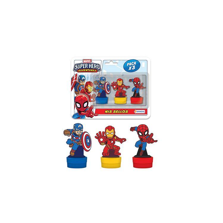 Pack-X-3-Sellos-C-figura-Marvel-Tapimovil-1-876031