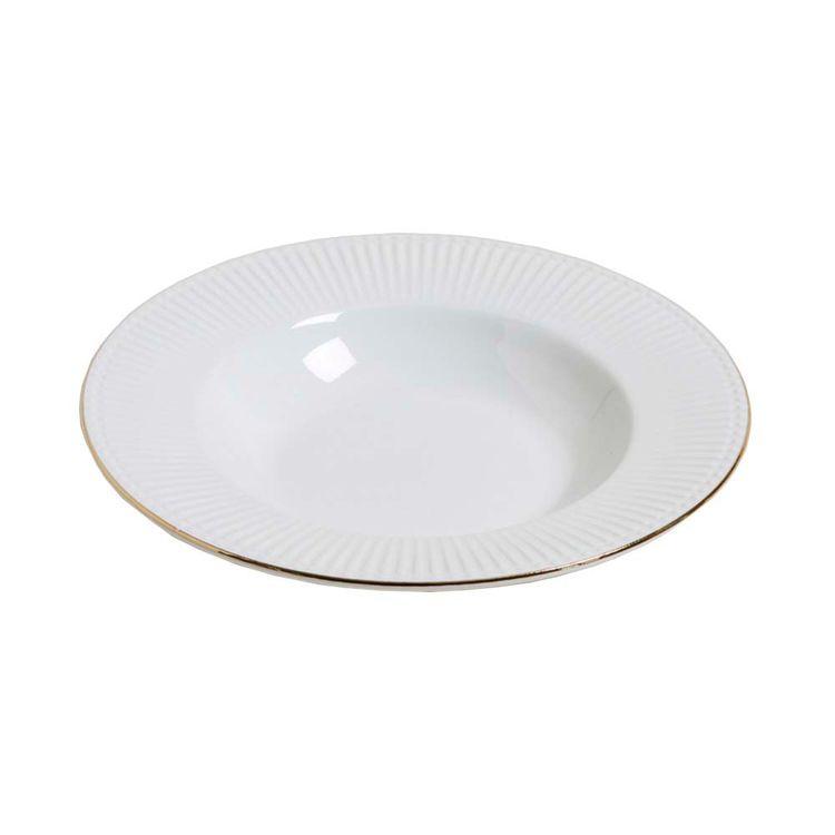 Plato-Porcelana-Lineas-Bordes-Dorado-22-4-Cm-1-844380