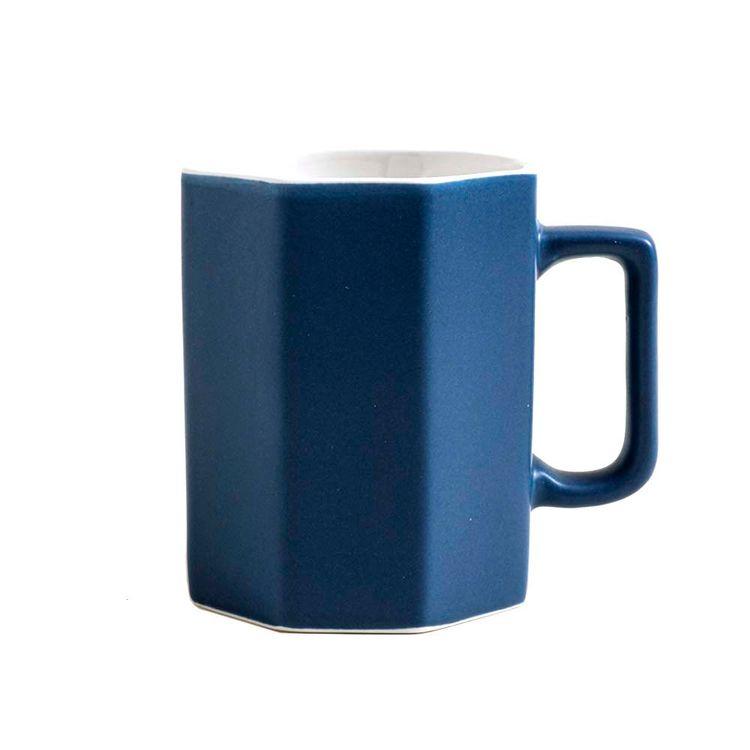 Mug-De-Cer-mica-Hexagonal-Negro-azul-8-X-10-Cm-1-846221