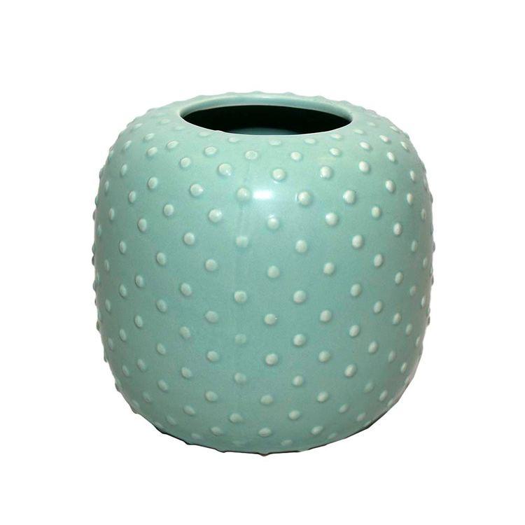 Florero-Ceramica-Textura-Carnaval-14x14x13cm-1-857732