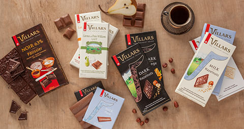 Slider Chocolates M